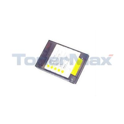 IBM 4079 INKJET PRINT CART YELLOW 205 PAGES